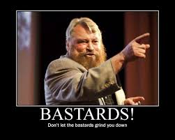 Good News Meme - brian blessed on russell howard 039 s uk show good news imgur