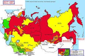 map of ussr hisatlas map of soviet union 1921 1929