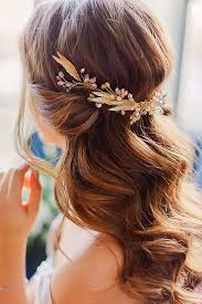 medium length hairstyles for a wedding