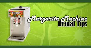 Margarita Machine Rental Houston Tips For Renting A Margarita Machine Margarita Texas
