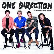 One Direction One Direction 2017 Mini 7x7 Global Multilingual Edition