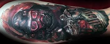 70 fallout tattoo designs for men video game ideas