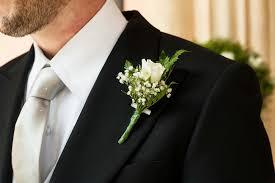 boutonniere mariage des conseils pour la boutonnière du marié