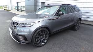 land rover velar for sale 172d10370 2017 land rover range rover velar 2 0 sd4 r dynamic se
