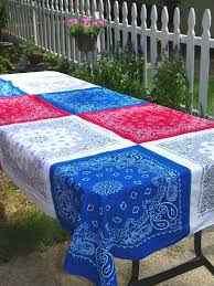 Make A Picnic Table Cover by Best 25 Tablecloth Diy Ideas On Pinterest Tea Party
