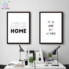 aliexpress com buy nordic decoration creative simple words