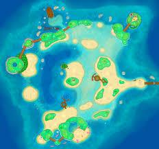 Life Map Image Tortuga Archipelago Map Png Fantasy Life Wiki Fandom