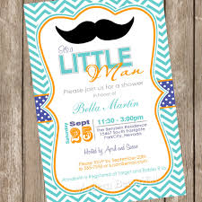 Baby Shower Invitations Cards Designs Create Little Man Baby Shower Invitations Ideas Invitations