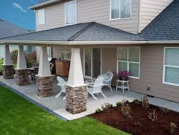 Patio Cost Per Sq Ft by Inspirational Red Brick House Roof Shingles Tags Red Roof
