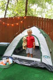 backyard camping kohl u0027s giveaway at home with natalie