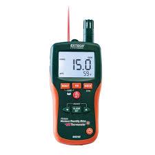 general tools pin type digital moisture meter with lcd display