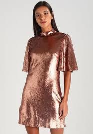 shop sequin dresses sequinned dress zalando co uk