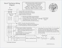 shunt trip wiring diagram artechulate info