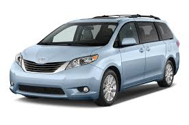 cadillac minivan 2016 2016 toyota sienna reviews and rating motor trend
