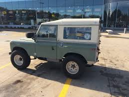 land rover series 1 hardtop lot shots find of the week land rover series iii onallcylinders