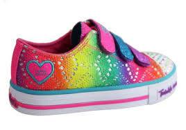 rainbow light up shoes skechers s lights shuffles rainbow madness girls kids light up shoes