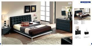 Full Modern Bedroom Sets Black Modern Bedroom Furniture Video And Photos Madlonsbigbear Com