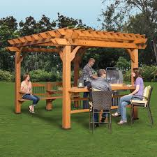 arbor ideas wooden arbor over a bench trellis pinterest