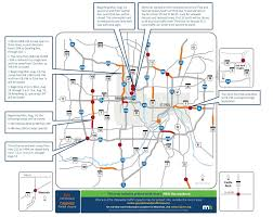 Mndot Traffic Map I 394 To I 94 East Ramp Closure Tops Twin Cities Weekend Road Woes