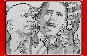 etch a sketch art portraits of barack obama by george vlosich