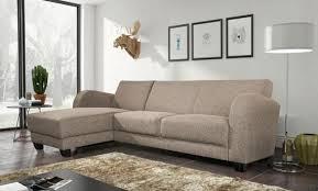 canape d angle pas cher but décoration canape d angle beige en tissu manfredo 79 amiens