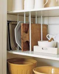 Loaded Curtain Rods Loaded Curtain Rods Can Be Used As Shelf Dividers