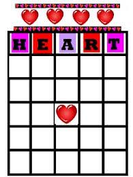 valentines bingo a valentines day be mine bingo