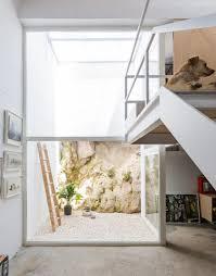 Studio Plans Dtr Studio Plans Light Filled Villa For An Artist In Spain