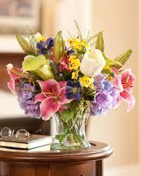 interior design gorgeous silk floral arrangements for artificial