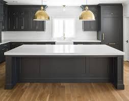 white subway tile kitchen hot new kitchen trend dark cabinets subway tile shiplap home