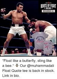 25 best memes about float like a butterfly sting like a bee