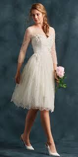 wedding dress sle sale nyc 220 best tea length wedding dresses images on