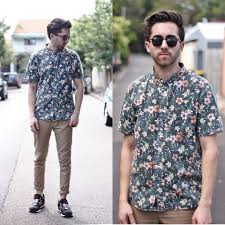 How To Be A Classy Teen by Floral Shirt For Men 25 Ways To Wear Guys Floral Shirts