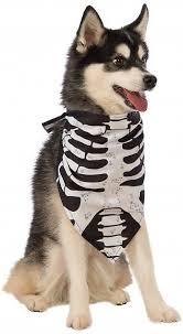 rubie s costume company skeleton bandana costume small