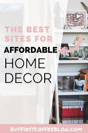 Home Decor Websites Canada by Best 25 Affordable Home Decor Ideas Only On Pinterest House
