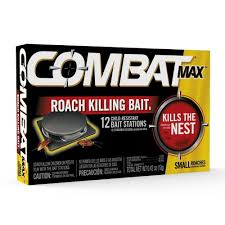 small combat source kill max small roach bait 12 count 2340051910