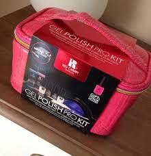 Red Carpet Gel Polish Pro Kit Red Carpet Manicure Gel Polis Pro Kit In Carry Case Brand