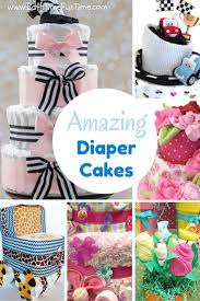 amazing diaper cakes for baby shower gifts u0026 decorations