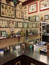 tattoo shop tim hendricks