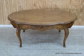 drexel coffee table drexel heritage cabernet oval coffee table