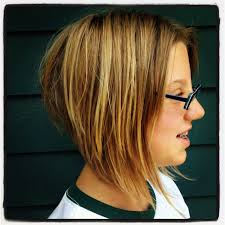 long layered angled bob hairstyle foк women u0026 man