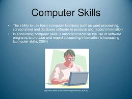 skills needed for a career in accounting