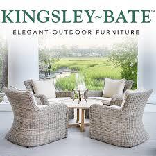 kingsley bate coffee table kingsley bate viking casual furniture