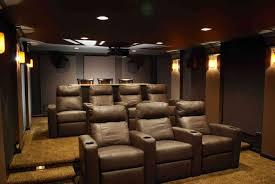 room media room furniture seating design ideas modern gallery on