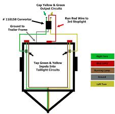 4 pin trailer wiring diagram light wiring diagram