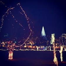 Chickasha Lights My Story And Song December 2013