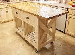 kitchen island butcher block table kitchen butcher block table on wheels kitchen tables