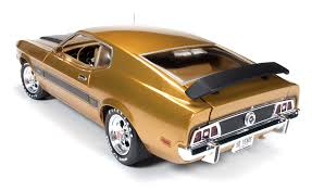 Mustang Mach One 1973 Ford Mustang Mach 1 Golden 50th Anniversary Of Mustang Round2