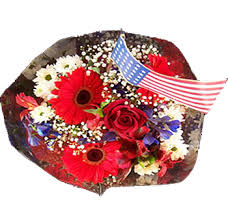 Wholesale Floral Centerpieces by Independence Day Flower Centerpiece At Wholesale Flower