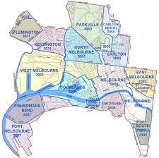 Councils Of Melbourne Map International Students Melbourne City Council S Draft